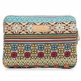 15.6 inch KINMAC Nylon Laptop / Notebook Sleeve case Bag for HP Pavilion G6 / HP Pavilion DV6 / HP Pavilion M6 / HP Envy 6 Sleekbook