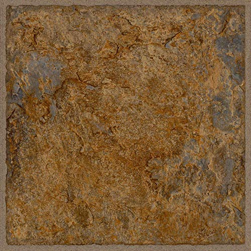 Allure 12 in. x 36 in. Ashlar Luxury Resilient Vinyl Tile Flooring (24 sq. ft. / case) Durable and highly water-resistant vinyl to add the warm and comfortable style to your interior design