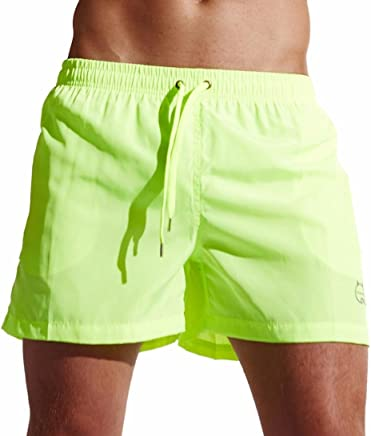 e756c838eb1 Men Swim Boxer ,Vanvler Male Quick Dry Swim Trunks for Beach Surfing  Running Swimming (