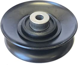 AMC Heavy Duty V-Idler Pulley Replaces Pulley 139245 127783 532139245 532127783 Craftsman Poulan Husqvarna