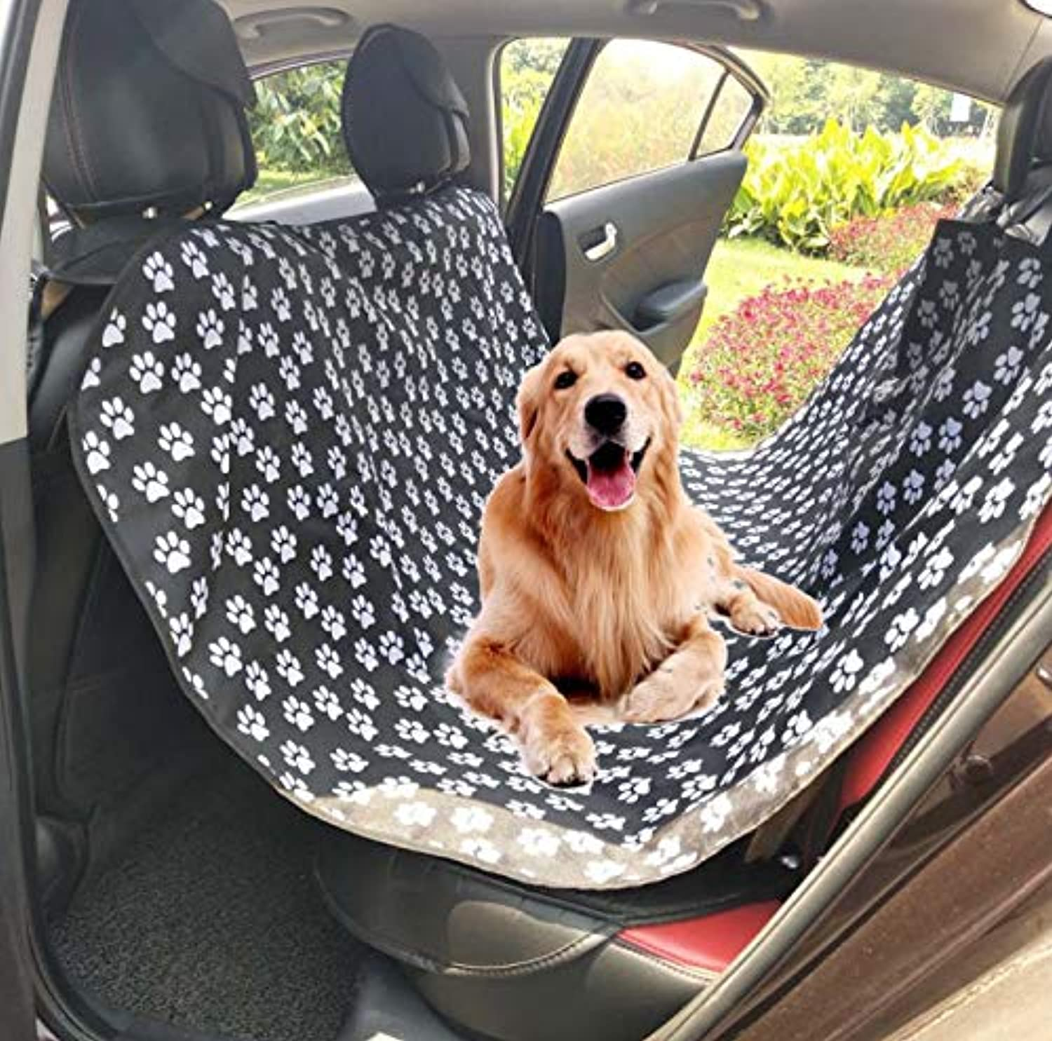 CHELIZI Car pad rear footprints pet car pad Waterproof dog pad out big dog golden hair car mat