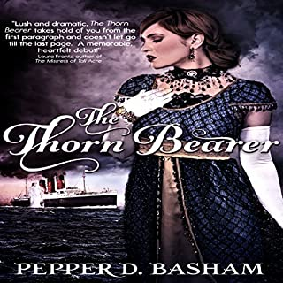 The Thornbearer cover art
