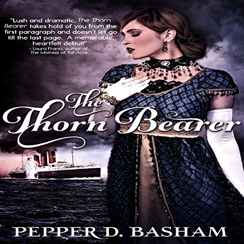 The Thornbearer audiobook cover art