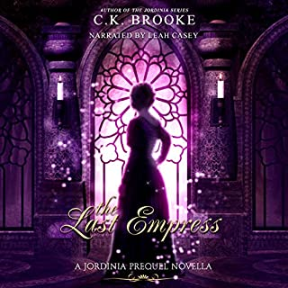 The Last Empress audiobook cover art