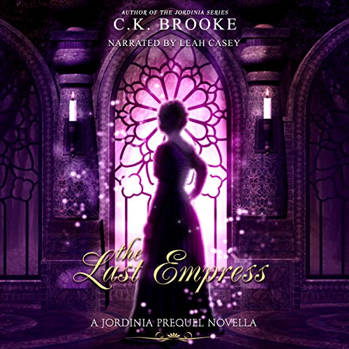 Couverture de The Last Empress