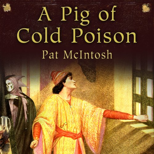 A Pig of Cold Poison audiobook cover art