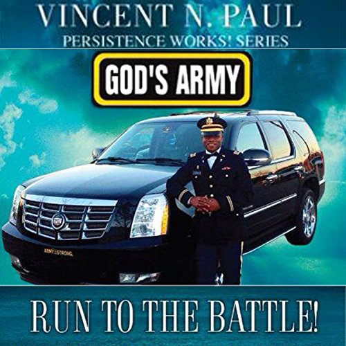 God's Army: Run to the Battle! audiobook cover art