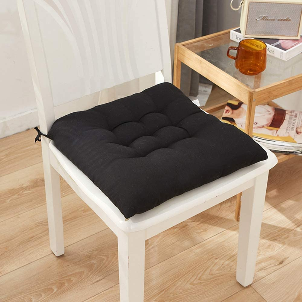 MinLia Soft It Max 51% OFF is very popular Washable Removable Seat Non-Slip Cushion Thickened