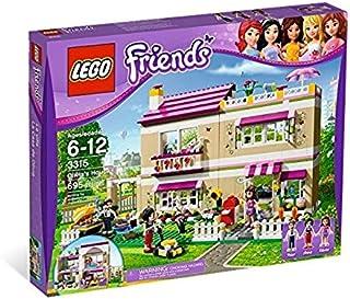 comprar comparacion LEGO Friends - La Casa de Olivia (3315)