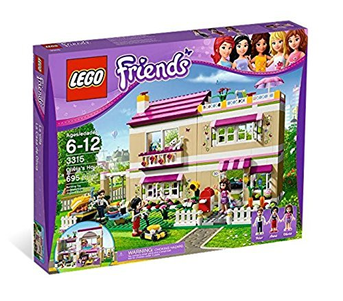 レゴ (LEGO) フレンズ ラブリーハウス 3315