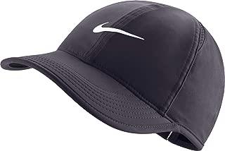Women's Adjustable Featherlight Hat (Gridiron/Black/Gridiron/White)