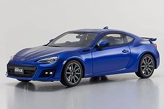 Kyosho Subaru BRZ GT, Blue KSR18027BL - 1/18 Scale Collectible Resin Model Car