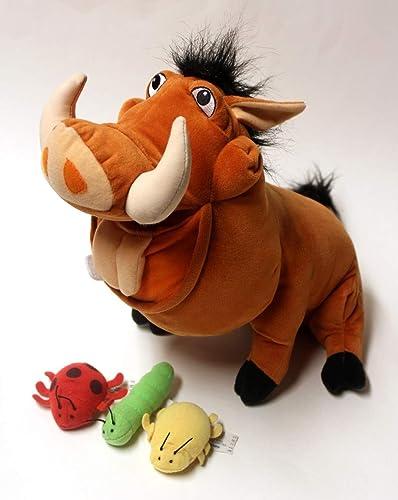 Lion King Disney Pumbaa Talking Doll Warthog Feed Me by Hasbro