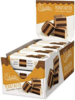 Peanut Butter Chocolate Ripple Cakebites - 12 count Display
