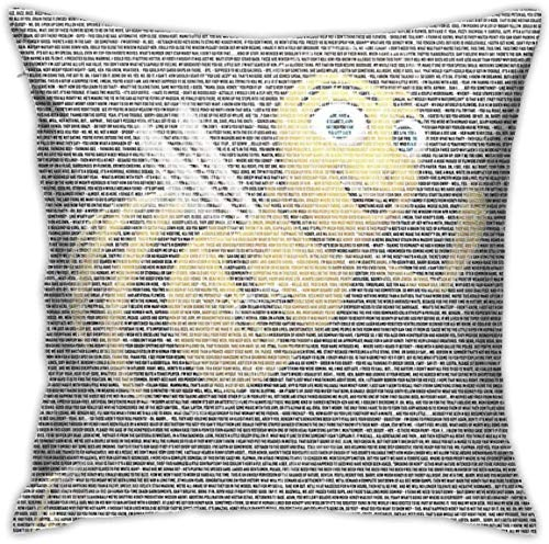 YPPDPP Barry (Entire) Bee (Movie Script) Benson Square Pillow Cases Cubierta de cojín Throw Pillow Cover Funda cojine Home Bed Room Interior Decoración