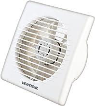 Microventilador/Exaustor para Banheiro, Branco, 150mm, 220v, Ventisol
