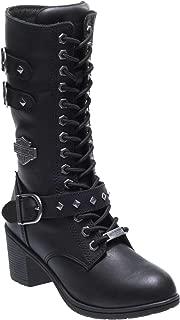 Women's Aldale 9.75-Inch Waterproof Motorcycle Boots D87162