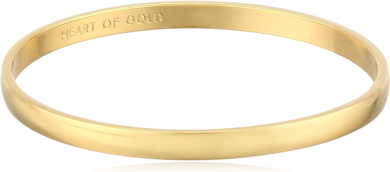 Kate Spade New York Idiom Bangles 2 Heart of Gold