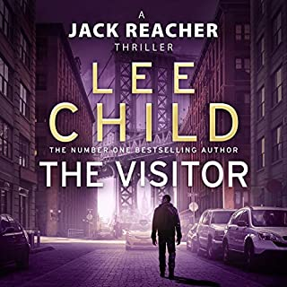 The Visitor     Jack Reacher, Book 4              By:                                                                                                                                 Lee Child                               Narrated by:                                                                                                                                 Jeff Harding                      Length: 14 hrs and 17 mins     670 ratings     Overall 4.6