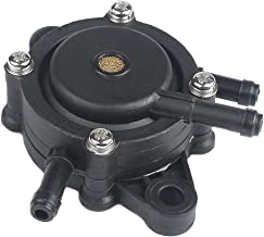 Savior 16700-Z0J-003 808656 Fuel Pump for Kawasaki 49040-7001 Briggs Stratton 808492 491922 Kohler 2439316S 2439304S Honda GX610 GX620