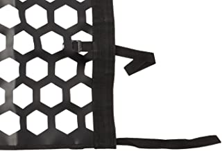 RBP-PILOT 204G Gray Honeycomb Tailgate Net for Full Size Pickups Star