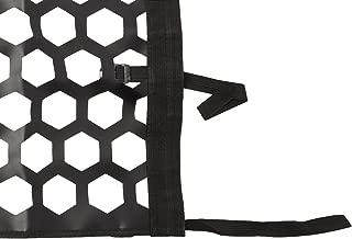 RBP-PILOT 204G Honeycomb Tailgate Net for Full Size Pickups-Gray Star