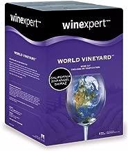World Vineyard California Zinfandel 10 Liter Wine Making Kit