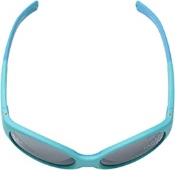 Turquoise/Sky Blue With Spectron 3 Lens