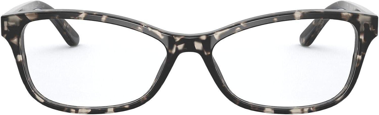 San Francisco Mall Ralph Limited price Lauren Women's Rl6205 Frame Prescription Butterfly Eyewear