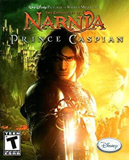 Narnia - Prince Caspian PS3 Instruction Booklet (Sony PlayStation 3 Manual ONLY - NO GAME) [Pamphlet ONLY - NO GAME INCLUDED] Play Station