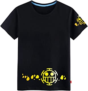 One Piece Anime Trafalgar D Water Law Surgeon of Death T-Shirt