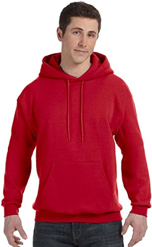 ComfortBlend Ecointelligent Sweat ¨¤ capuche Sweatshirt_Deep rouge_L
