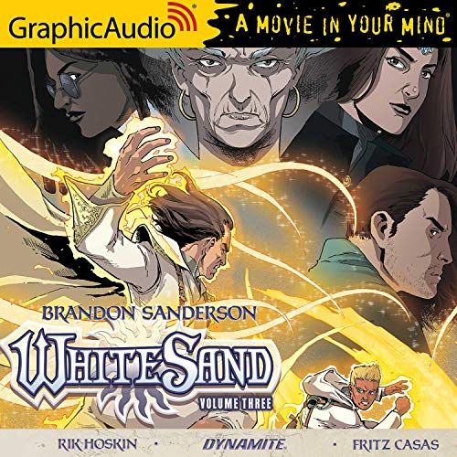 White Sand: Volume Three cover art