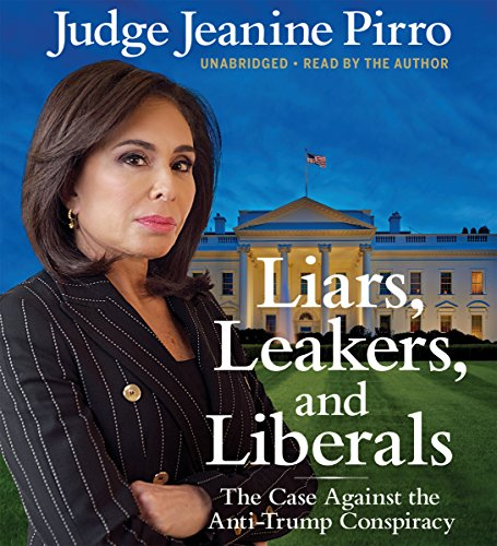 Liars, Leakers, and Liberals audiobook cover art