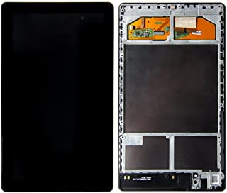 LCD Touch Screen Digitizer Assembly For Google NEXUS 7 2013 Asus ME571K Gen 2nd Frame WIFI version