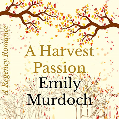 A Harvest Passion audiobook cover art