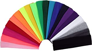 cotton stretch headbands wholesale