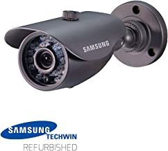 Samsung SDC-5440BC 600TVL Weatherproof Night Vision Camera without Cable (Certified Refurbished)