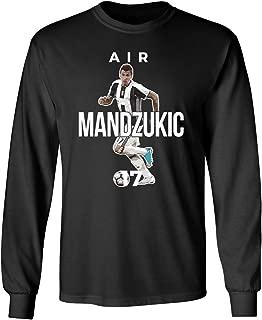 Juventus Mario Mandžukic Air Mario Mandzukic Soccer Men's Long Sleeve T-Shirt