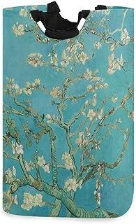 Van Gogh Amandier Blossoms Panier À Linge Panier Seau Pliable Sac À Vêtements Sale Poubelle À Lavage Jouet Organisateur De...