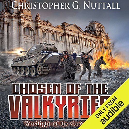 Chosen of the Valkyries audiobook cover art