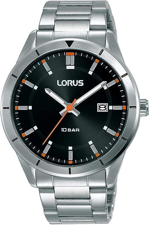 Lorus Reloj para de Cuarzo analógico con Correa en Acero Inoxidable RH997LX9