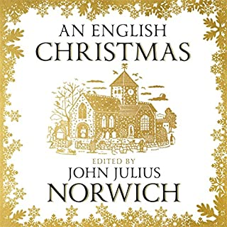 An English Christmas cover art
