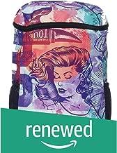 (Renewed) Reebok Black Bag Organizer (BC5913NS)