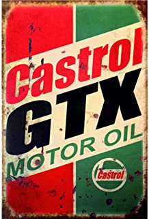 Best oil tin sign Reviews