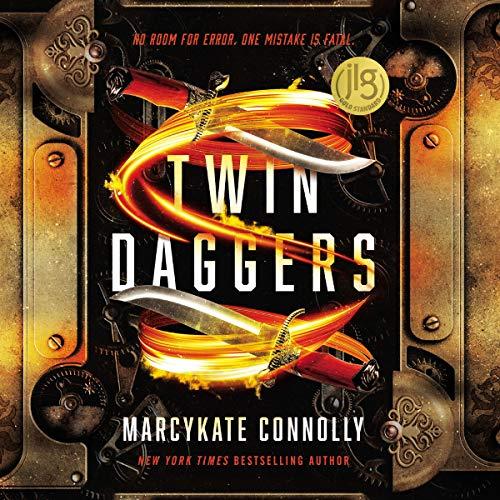 Twin Daggers cover art