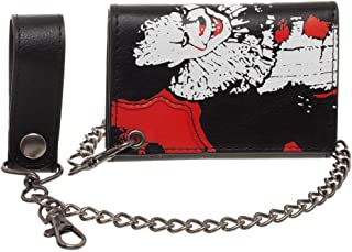 IT Pennywise The Clown Chain Wallet