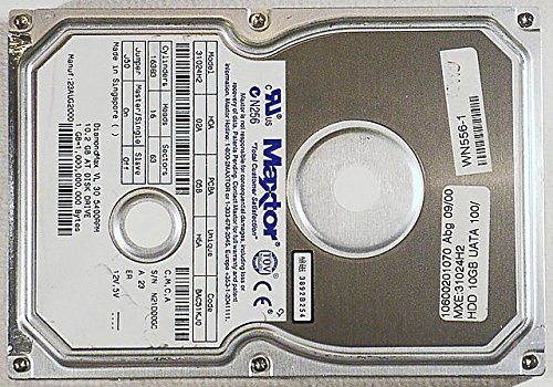 Maxtor 10,2 GB at Disco Duro 31024h2 IDE id6035