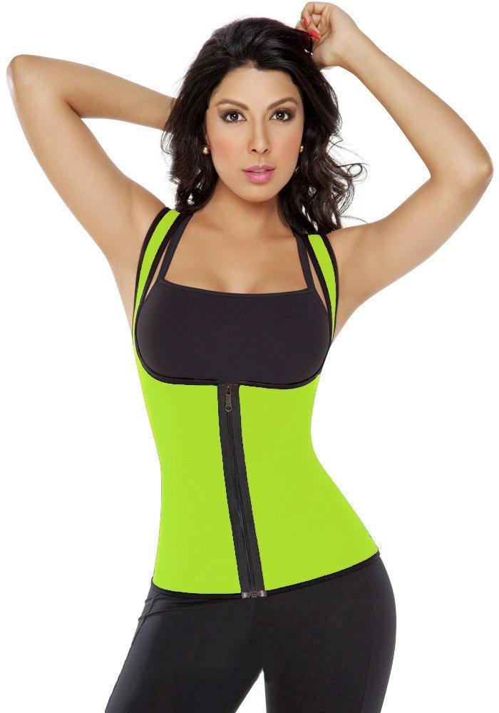 Women Sport Neoprene Slimming Waist Trainer Cincher Body Shaper Bodysuit