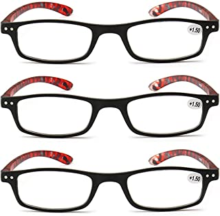 Aiweijia man lady 3 packs reading glasses Full frame PC material fashion high quality unisex women and men glasses
